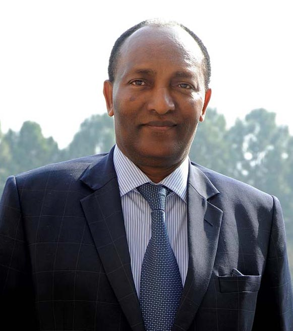 Ambassador Asfaw Dingamo Chairman, ANE Board Directors Former Minister of WREM of the FDRE Currently, Plenipotentiary Ambassador of the FDRE in Cuba,